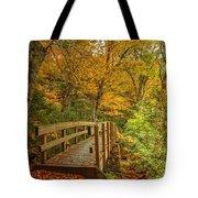 Bridge To Eden Tote Bag