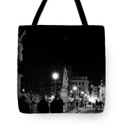 Bridge To St Peter's Tote Bag