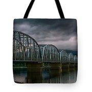 Bridge To Teslin Tote Bag
