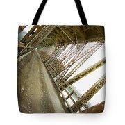Bridge Too Far Tote Bag