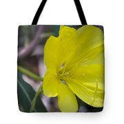 Bridges Evening Primrose Tote Bag