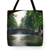 Bridges In Amsterdam Tote Bag