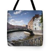 Bridges Of St. Petersburg Tote Bag
