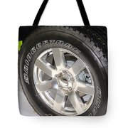 Bridgestone Tire Tote Bag