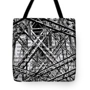 Bridging Books Tote Bag