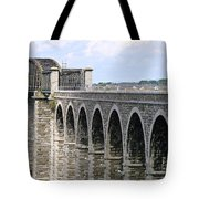 Bridging The Boyne Tote Bag