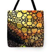 Bridging The Gap - Stone Rock'd Art Print Tote Bag
