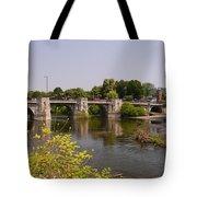 Bridgnorth Bridge Tote Bag
