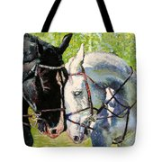 Bridled Love Tote Bag