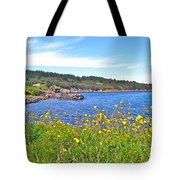 Brier Island In Digby Neck-ns Tote Bag