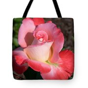 Brigadoon Rose Tote Bag