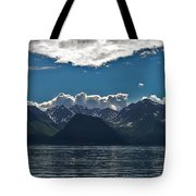 Bright And Cloudy Tote Bag