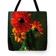 Bright And Dominant Tote Bag