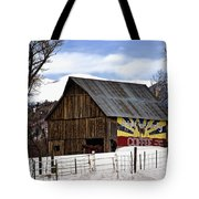 Bright And Early Coffee Tote Bag