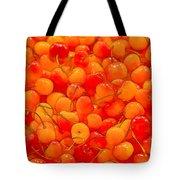 Bright And Orange Tote Bag