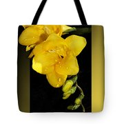 Bright And Yellow Tote Bag