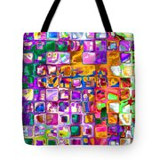 Bright Boxes I Tote Bag