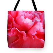 Bright Carnation Tote Bag