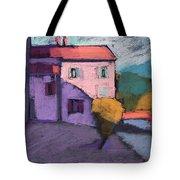 Bright Evening Tote Bag