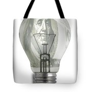 Bright Idea-2 Tote Bag