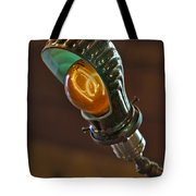 Bright Idea Tote Bag by Susan Candelario