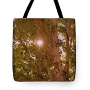 Bright Light Tote Bag