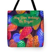 Bright Lights Tote Bag
