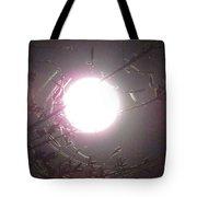 Bright Moon Tote Bag
