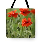 Bright Poppies 1 Tote Bag