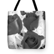 Bright Red Bouquet Of Beauty Tote Bag