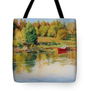 Bright Spring Afternoon Tote Bag