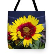 Bright Summer Flower  Tote Bag