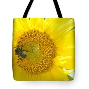 Bright Sunflower 2013 Tote Bag