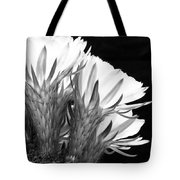 Brilliant Blossoms Diptych Right Tote Bag