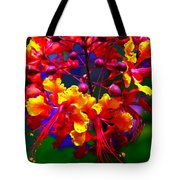 Brilliant Bouquet Tote Bag