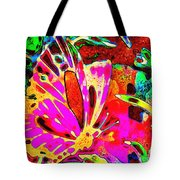 Brilliant Butterfly Tote Bag