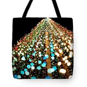 Brilliant Lights Tote Bag