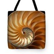 Brilliant Nautilus Tote Bag