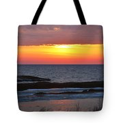 Brilliant Sunset Tote Bag