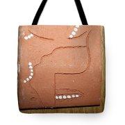Brimful - Tile Tote Bag