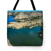 Brimmer Point Of Guernsey State Park Tote Bag