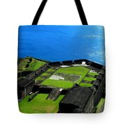 Brimstone Fortress St Kitts Tote Bag