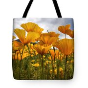 Bring On The Poppies Tote Bag