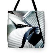 Bringing Down The Roof Tote Bag