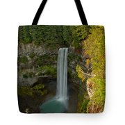 Brisith Columbia Rainforest Plunge Tote Bag