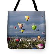 Bristol Balloon Fiesta Bristol Tote Bag