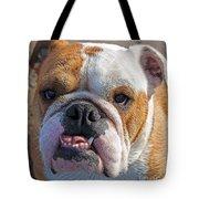 British Bully Tote Bag