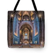 British Cathedral Tote Bag by Adrian Evans