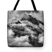 British Columbia Tantalus Mountain Range Tote Bag