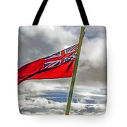 British Merchant Navy Flag Tote Bag